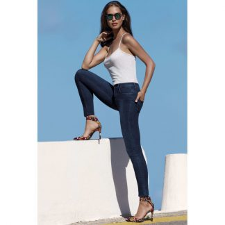 Pants jeans stretch Azul Janira art 1025012
