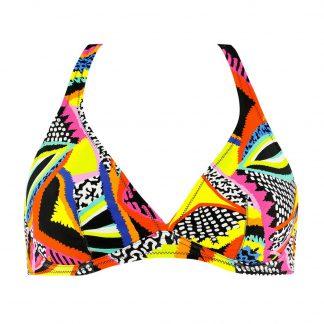 """Bikini reggiseno a triangolo con ferretto art FBA3251 linea """"La Maasai"""" Antigel"""